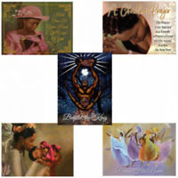 African American Boxed Holiday Card Assortment (ASX141)