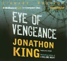 Eye of Vengeance 2006 by King, Jonathon 1596003766 Ex-library