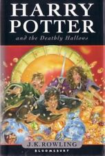 J.K. Rowling Children & Young Adult Dust Jacket Books