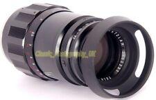 LEICA Summicron-M 2/50mm fit 39mm Metal Vented Lens Hood E39 for ELMAR-M 2.8/50