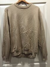 Callaway Golf Sport Men's Tan Long Sleeved Lined Sweater Size L RCP