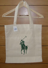 Polo Ralph Lauren Cotton Tote/Bag **NEW WITH TAG**