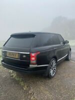 Land Rover Range Rover 4.4 SDV8 VOGUE SE Black 339 BHP Diesel Automatic 106k