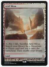 MTG Magic the Gathering - Arid Mesa - Foil - Masterpiece: Expeditions