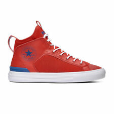 Converse Sneaker Med Chuck Taylor All Star Ultra - Mid - University Rot / Rush B