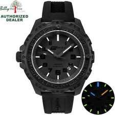 ArmourLite Tritium Watch - Isobrite T100 Eclipse Series ISO203MIL Green & Blue