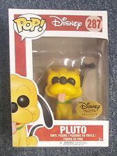 Funko Pop Pluto Disney Treasures Exclusive Mint Condition