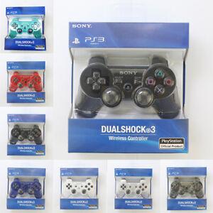 Sony PlayStation 3 PS3 Controller Wireless DualShock 3 Gamecontroller GamePad DE