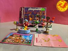 Playmobil 5345 Hutstand Marktstand rosa Serie Nostalgie Puppenhaus 5300 BA.& OVP