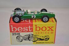 Bestbox Best Box 2518 Brabham Form 1 3 L very very near mint in box