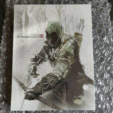 The Art of Assassins Creed III 3 Limited Edition Collectors Signed Slipcase New