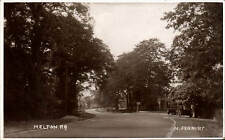 North Ferriby. Melton Road.