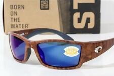 Costa Del Mar Corbina Sunglasses Gunstock frame/Blue Mirror 580P Polarized lens