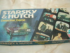 STARSKY AND HUTCH GAME - 1970'S -  DETECTIVE GAME - STARSKY AND HUTCH - 100%