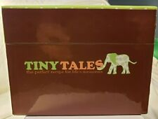 Tiny Tales Keepsake Baby Memory Kit Box today I did something. Never Used Open