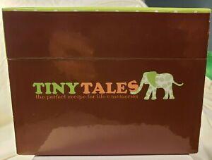 Tiny Tales Keepsake Baby Memory Kit Box today I did something... Never Used Open