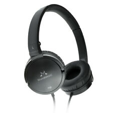 SoundMAGIC P22 Portable Headphones - Black