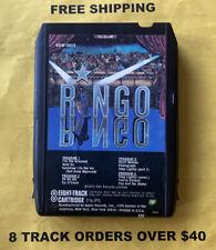 Ringo Starr Ringo 8 track tape tested   Beatles