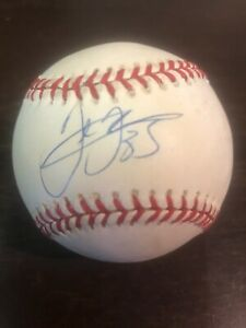 Frank Thomas Autographed Signed OAL Baseball White Sox