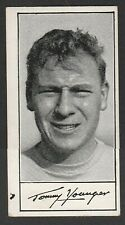 Barratt Famous Footballers A5 - #35 - Tommy Younger - Liverpool