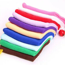 10pcs 20*20cm Square Towel Soft Fiber Cotton Face Hand Car Cloth Towel HCei