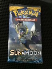 Pokemon Mint and SEALED: Sun and Moon SINGLE Booster pack!
