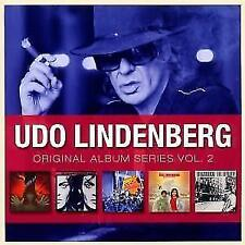 Udo Lindenberg - Original Album Series Vol.2 (2012) 5 CDs - original verpackt -