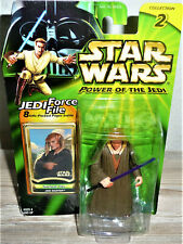 Hasbro Star Wars Power of the Jedi Figur Saesee Tiin Figure