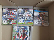 5 PS 3 Spiele Fifa 13, PES 2010,2011,2012,2013