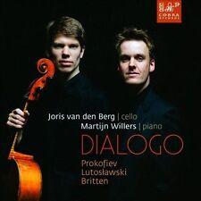 Dialogo: Music for Cello & Piano, New Music