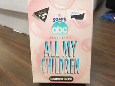 1991 ABC Star Pics, Inc. All My Children Cardart 72 Card Set jh19