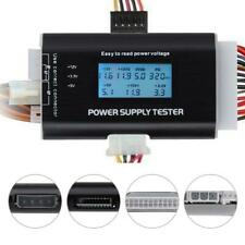 LCD Digital Computer Power Supply Tester Checker ATX Measuring Diagnostic Tester