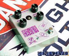 Genevieve FX Power Boost & OverDriver-Gilmour, Beck e Bolan