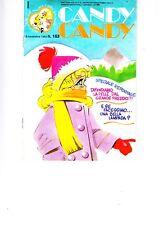 CANDY CANDY n. 163 contiene inserto fustellato LADY OSCAR n. 59   FABBRI