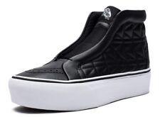 vans woman shoes black