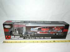 Agco Galot Motorsports Pulling Tractor Semi By DCP  1/64th Scale