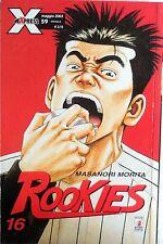 STAR COMICS MANGA ROOKIES N.16 OTTIMO