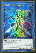 MAGO TRE-PORTE    SDCL-IT042 Link Ultra Rara in Italiano YUGIOH