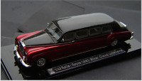 1/43 Rolls-Royce Silver Cloud Limousine 1962 (Black/Red)