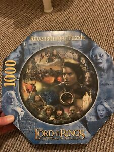 Ravensburger The Lord Of The Rings, Return Of The King 1000 Piece Jigsaw Puzzle
