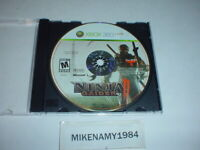 NINJA GAIDEN II game disc only in case for MICROSOFT XBOX 360