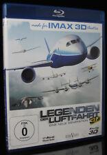 BLU-RAY IMAX 3D - LEGENDEN DER LUFTFAHRT - EINE NEUE GENERATION - Flugzeuge *NEU