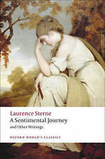 A Sentimental Journey and Other Writings-Laurence Sterne