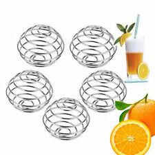 Stainless Steel Whisk Protein Wire Mixer Ball For Shaker Drink Bottle Cup