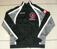 Crawley Town Football Club Red Devils Lotto Zip Up Pullover Sweatshirt Sports XL