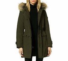 Michael Kors Down Filled Parka Coat