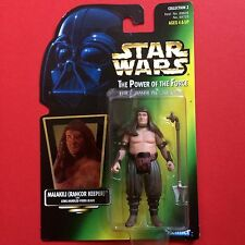 Star Wars Power Of The Force - Malakili (Rancor Keeper) - POTF