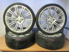 19 ALUFELGEN + BMW 3er E90 E91 + MAM 8x19 ET35 5x120 Felgen Alu + KBA 49117