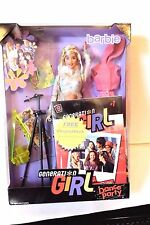 1999 Barbie Generation Girl Dance Party Doll w/Chapter Book Outfit & Accessories