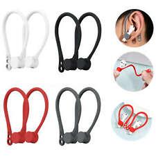 Correa Portadora Pod Inalámbrico oreja ganchos para Apple AirPods Auriculares Auriculares Auriculares